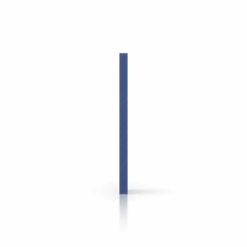 Cote PVC mousse bleu