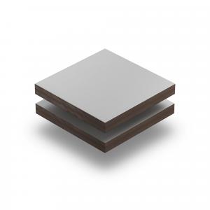 Plaque HPL gris clair