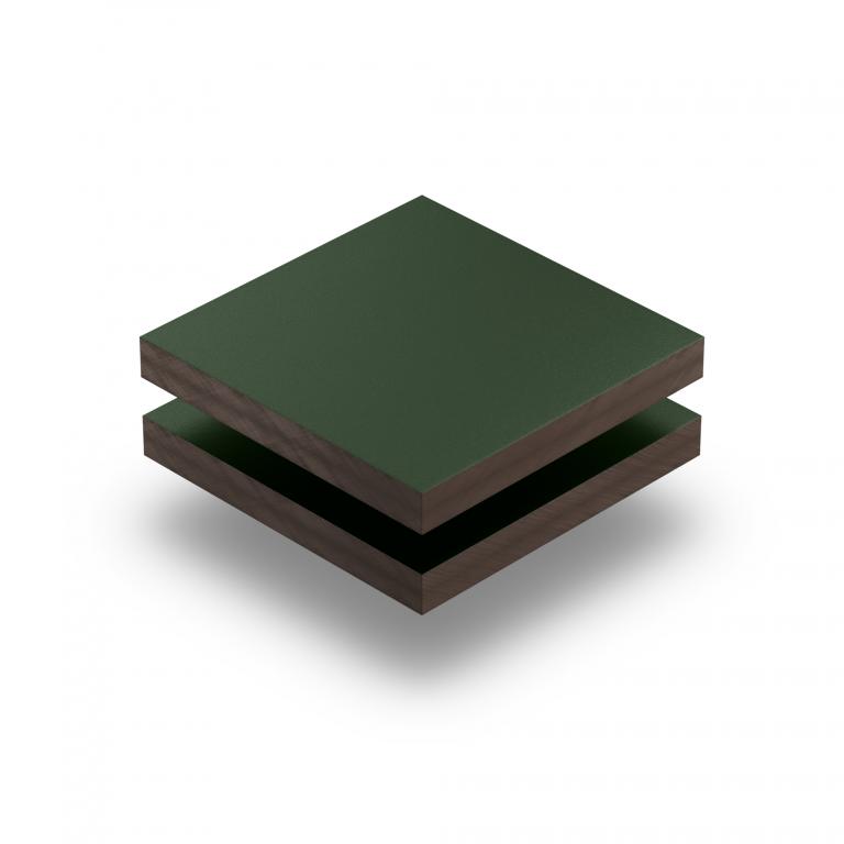 Plaque HPL vert sapin