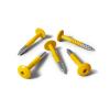 Vis HPL RAL 1003 jaune de securite