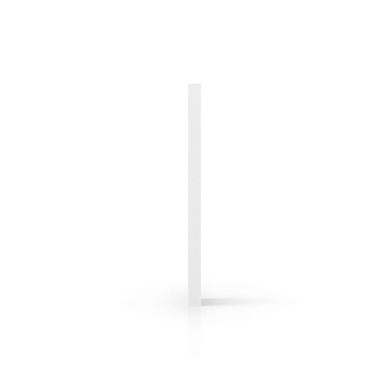 Cote PVC mousse blanc