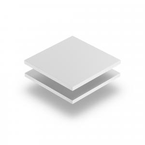 Plaque forex blanc