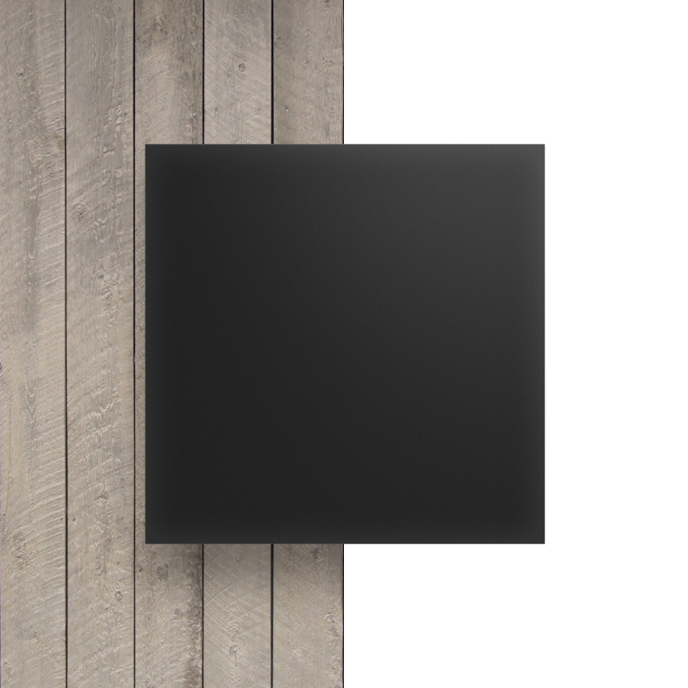 Devant plaque Plexiglass anthracite satine