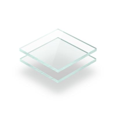 Plaque Plexiglass teinte aspect de verre