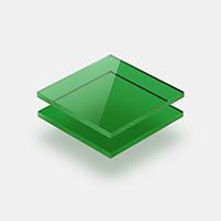 Plexiglass teintes