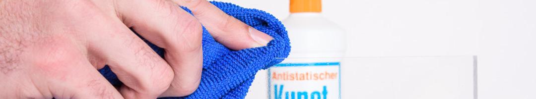 Nettoyage polycarbonate