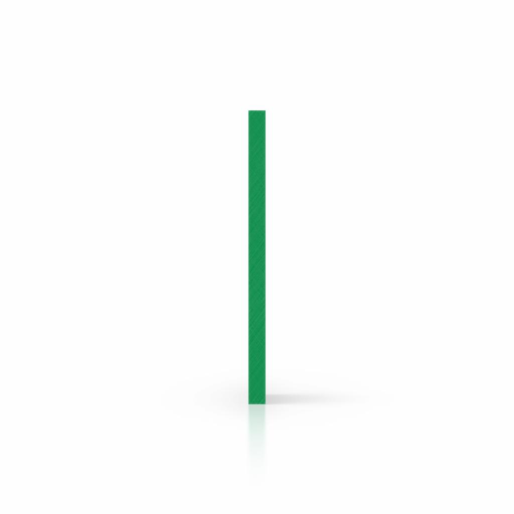 Cote plaque de lettres plexiglass vert menthe